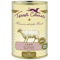 Terra Canis Lamm mit Zucchini, Hirse und Dill