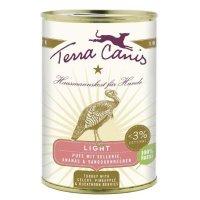 Terra Canis Pute Light mit Sellerie, Ananas und Sanddornbeeren