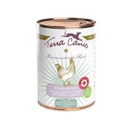 Terra Canis First Aid - Schonkost Huhn mit Karotte, Fenchel, Hüttenkäse und Kamille