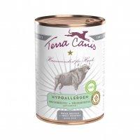 Terra Canis Wasserbüffel mit Süßkartoffel / Hypoallergen, getreidefrei