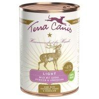Terra Canis Wild Light mit Gurke, Pfirsich und Löwenzahn