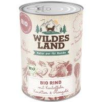 Wildes Land Bio Rind mit Kartoffeln