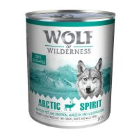 Wolf of Wilderness Arctic Spirit