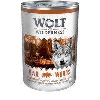 Wolf of Wilderness Oak Woods