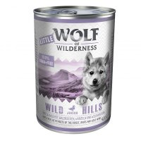 Wolf of Wilderness Wild Hills Junior