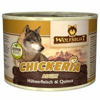 Wolfsblut Chickeria Adult Hühnerfleisch & Quinoa