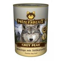 Wolfsblut Grey Peak Wildziege mit Süßkartoffel