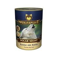 Wolfsblut Polar Night Rentier mit Kürbis