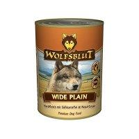 Wolfsblut Wide Plain Nassfutter mit Pferdefleisch, Süßkartoffel und Nopal-Extrakt