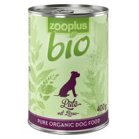 zooplus bio Bio Pute mit Hirse