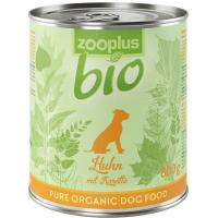 zooplus bio Bio Huhn mit Karotte