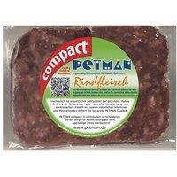 Petman Compact Frostfutter Rindfleisch natur