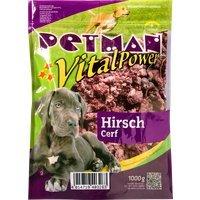 Petman Frostfutter VitalPower Hirsch