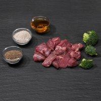 proCani Hypoallergen Wild Menü mit Brokoli