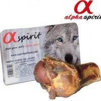 alpha spirit Schinkenknochen halb