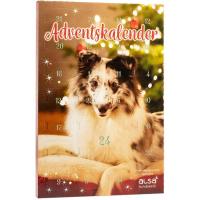 alsa nature Weihnachtskalender für Hunde