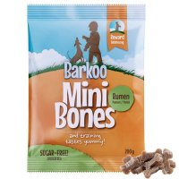 Barkoo Mini Bones Pansen Dog Snack