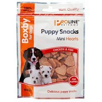 Boxby Puppy Snacks Mini hearts