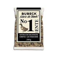 Bubeck No 1 mit Ente gebacken