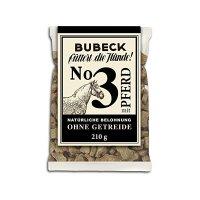 Bubeck Nr. 3 mit Pferd gebacken