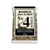 Bubeck Nr. 4 mit Hirsch gebacken