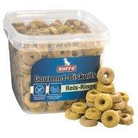Buffo Gourmet-Biskuits Reis-Ringe