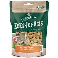 Christopherus Keks-Im-Biss mit Huhn & Gemüse
