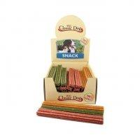 Classic Dog Kaustange glutenfrei Maxi in orange, rot oder grün (~ 23cm]