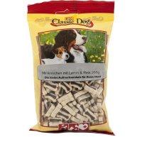 Classic Dog Miniknochen mit Lamm & Reis