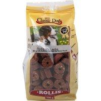 Classic Dog Rollis mit Lachs
