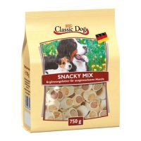 Classic Dog Snacky Mix
