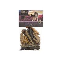 Dehner Wild Nature Hundesnack, Lammohren mit Fell, naturbelassen