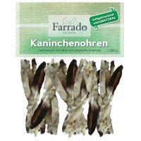 Farrado Kaninchenohren mit Fell