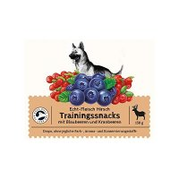 FRESCO Trainingsdrops Hirsch mit Blaubeeren und Kranbeeren