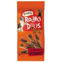 Frolic Rodeo Duos mit Rind & Käse