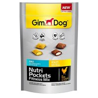 GimDog Nutri Pockets Fitness Mix