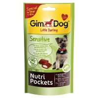 GimDog Nutri Pockets Sensitive