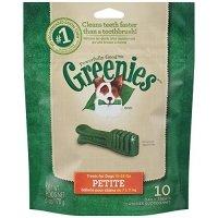Greenies Zahnpflege-Kausnacks Petite