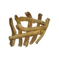Grobys Futterkiste Lammluftröhren Strossen getrocknet in ca. 20 cm Stücke