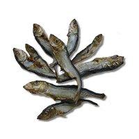 Grobys Futterkiste Sprotten getrockneter Fisch für Hunde