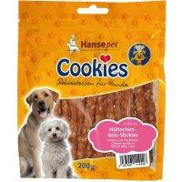 HansePet Cookie s Hühnchen-Reis-Stickies