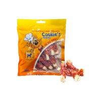 HansePet Cookies Hähnchen Seelachs-Streifen