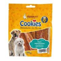 HansePet Cookies Hähnchenfilet