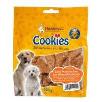 HansePet Cookies Zarte Miniknochen aus Hühnerfiletfleisch
