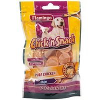 Karlie Flamingo Chick'n Snack pure chicken Chips