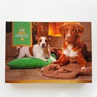 Luckys Getreidefreier Adventskalender für Hunde