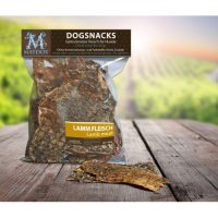 MATDOX Dogsnacks Big-Pack Lamm Fleisch