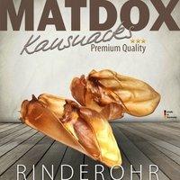 MATDOX Premium Rinderohren mit Muschel