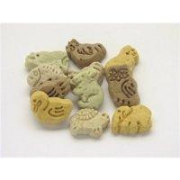 Mera Hundekekse - Tierfiguren Mix - 3 cm