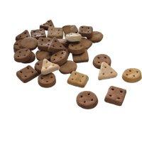 Mera Hundekekse - Varianten Mix - 4 cm
